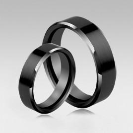 Partnerringe geteiltes herz schwarz  Partnerringe Set - 20% Off, versandkostenfrei